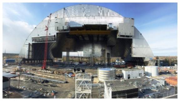 PLAZA PÚBLICA. Puertas Padilla, la empresa murciana que blindó Chernóbil