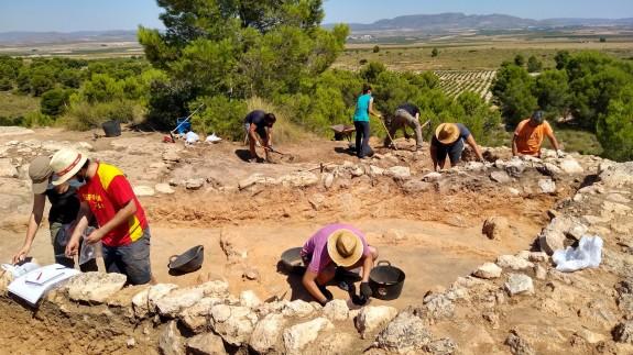 EN MI MALETA DE VIAJE. Concluyen las excavaciones del yacimiento de la Edad de Bronce de Jumilla