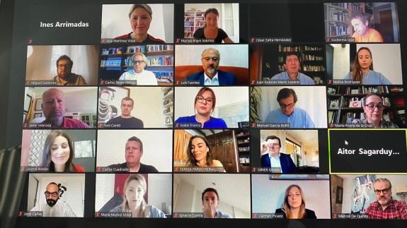 Seis murcianos figuran en el nuevo Consejo General de Ciudadanos