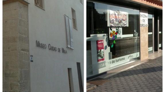 Oficinas de Turismo de Mula y Bullas