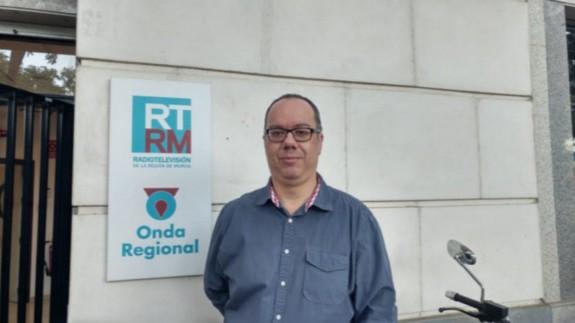 Tomás García, en las puertas de RTRM