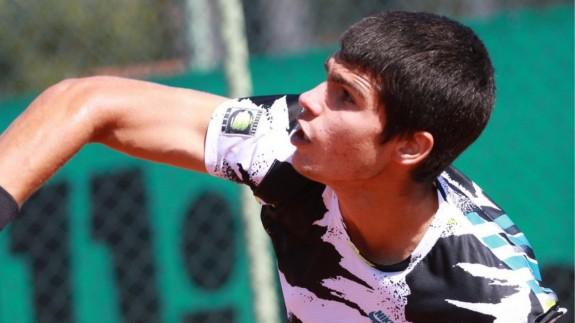 Carlos Alcaraz gana a Bagnis y ya está en las semifinales del Challenger de Cordenons