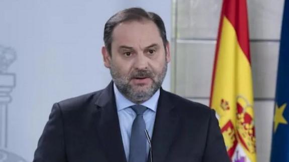 José Luis Ábalos. Web Moncloa