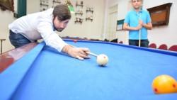 Carlos Anguita y Juan David Zapata, estudiantes de la UPCT, disputarán el mundial de billar en Egipto