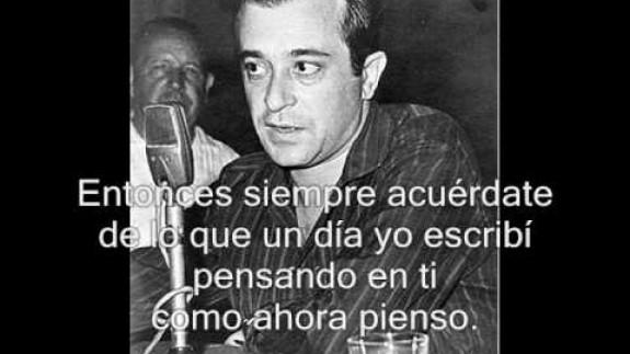 """VIVA LA RADIO. Elogio a la palabra hablada. José Agustín Goytisolo """"Palabras para Julia""""."""