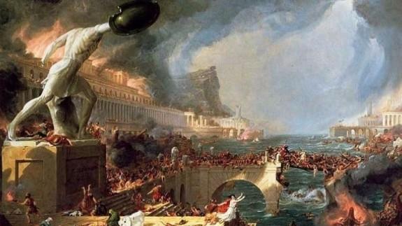 VIVA LA RADIO. Murcia, año 2772. Conmemoramos la caída del Imperio Romano de Occidente