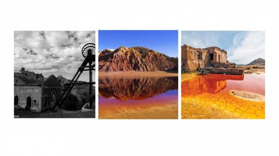 MURyCÍA. Nos Ponemos Verdes. Paisajes de otro planeta: Las minas de La Unión, Cartagena y Mazarrón