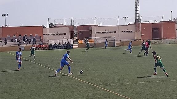 El Plus Ultra se impone a Los Garres (3-1)