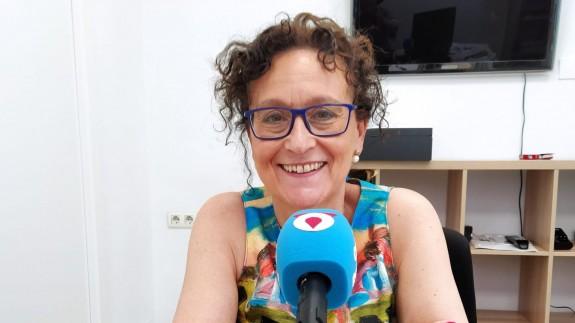 Purificación Azorín, directora de la Universidad Popular de Yecla