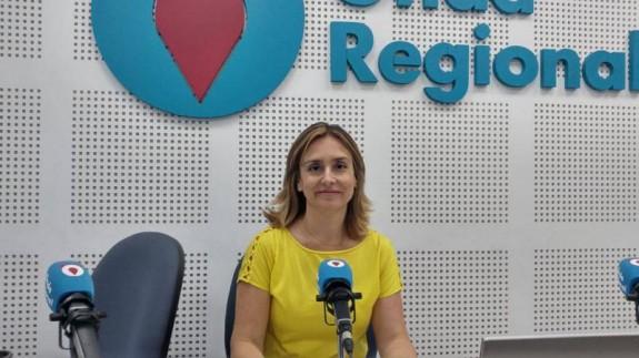 Conchita Ruíz, concejala de Derechos Sociales del Ayuntamiento de Murcia