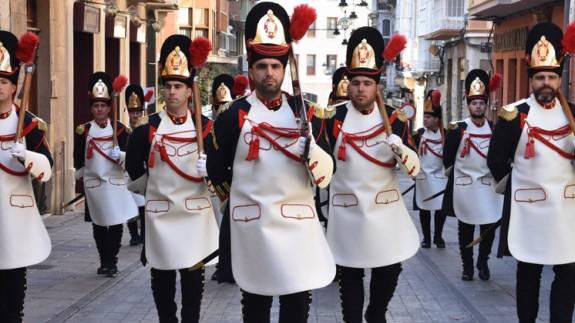 Procesión de Miércoles Santo en Cartagena. Web de Cofradía California
