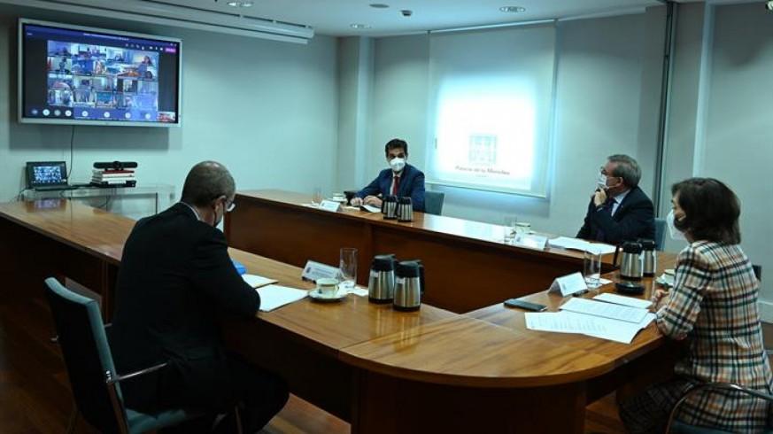 La ministra Calvo preside la constitución formal de la Conferencia Sectorial de Memoria Democrática. MONCLOA