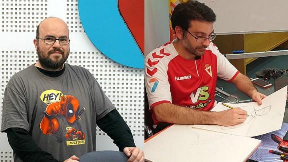 Antonio G. Caballer y Salva Espín