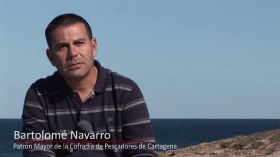 EL ROMPEOLAS. Desayuno de sábado. Con Bartolomé Navarro, Patrón Mayor de los Pescadores de Cartagena