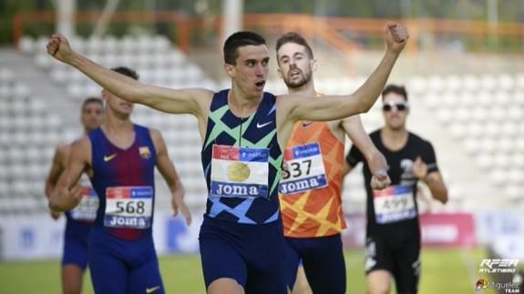 """Mariano García: """"Quiero competir en los Juegos Olímpicos el año próximo"""""""
