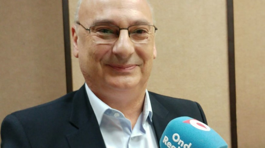 Francis Mojica en Onda Regional