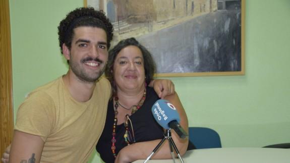 Samuel y Silvia, ciezanos que dedican sus vacaciones a proyectos de cooperación