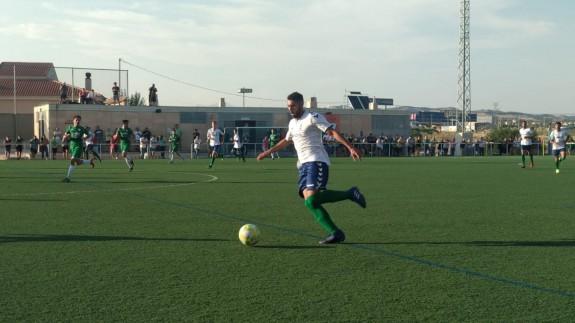 El Churra vence 2-1 al Lorca FC