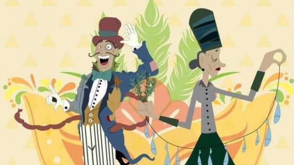 Cartel del Carnaval en Mula