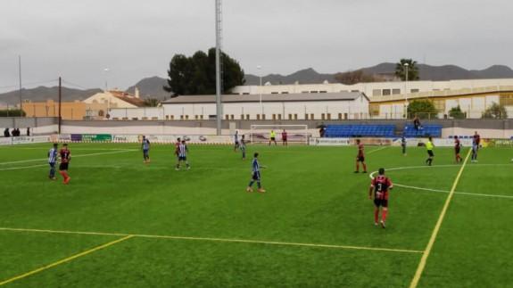 Empate entre Pulpileño y Lorca| 1-1