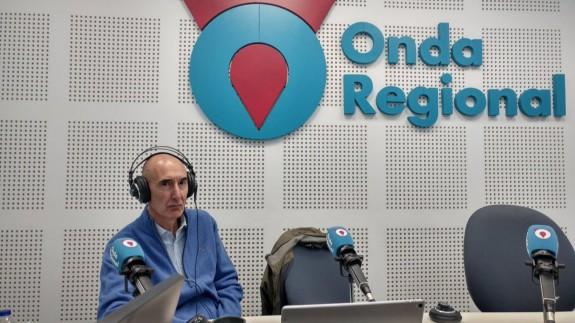 Jose Damián López, alergólogo, en Onda Regional. Alergias