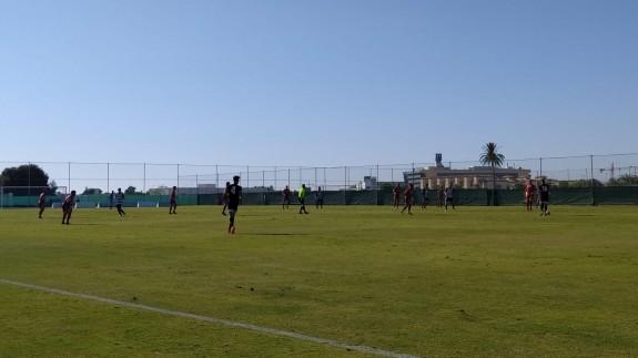 El Cartagena B vence al debutante Racing Murcia| 2-0