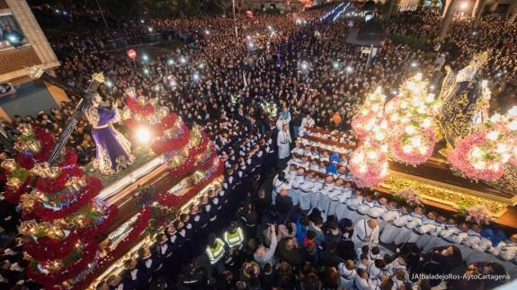 Semana Santa de Cartagena (archivo). AYTO. CARTAGENA