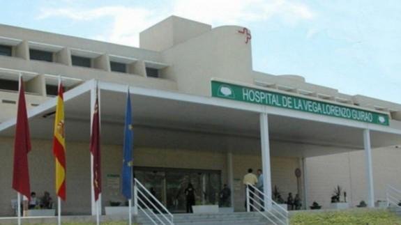 El Hospital Lorenzo Guirao en Cieza