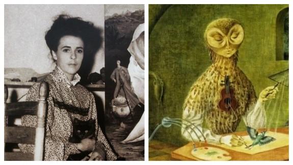 PLAZA PÚBLICA. Detrás de una obra de arte. Leonora Carrington, pintora surrealista