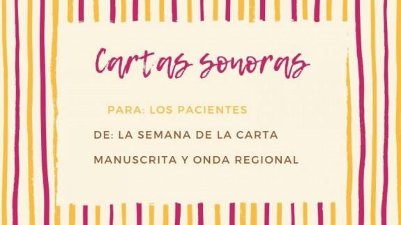 MURyCÍA. Cartas para hacer compañía a los pacientes #4