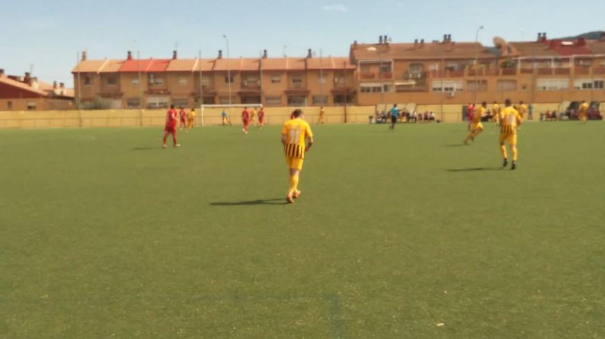 El Pulpileño se lleva los tres puntos frente a El Palmar  1-4