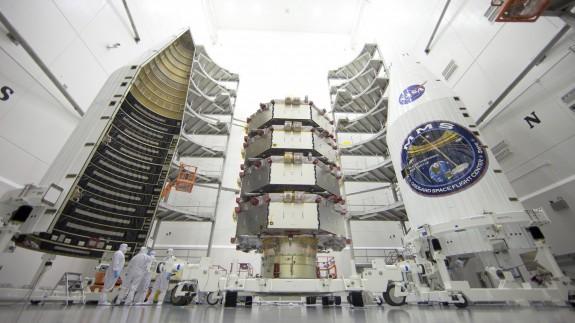 Misión de la NASA en la que está participando el investigador murciano