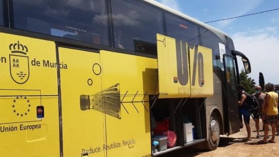 Servicio de autobús gestionado por la comunidad