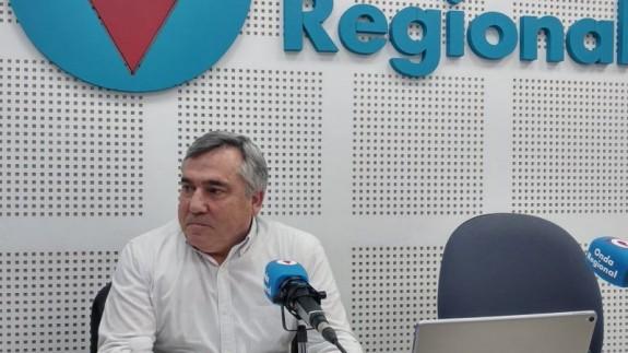 Ricardo Montes, presidente de la asociación de Cronistas de Región de Murcia