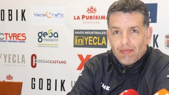 """Sandroni: """"Cuidado con este Don Benito que lleva tres partidos seguidos ganados"""""""