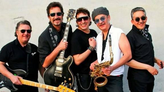 """MÚSICA DE CONTRABANDO. Entrevista a Manuel """"Slim"""" Gómez y Fiti Espejo. 30º aniversario de Los Bluesfalos"""