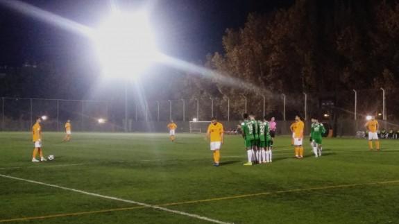 El Churra se lleva la victoria por la mínima ante la Minerva 0-1