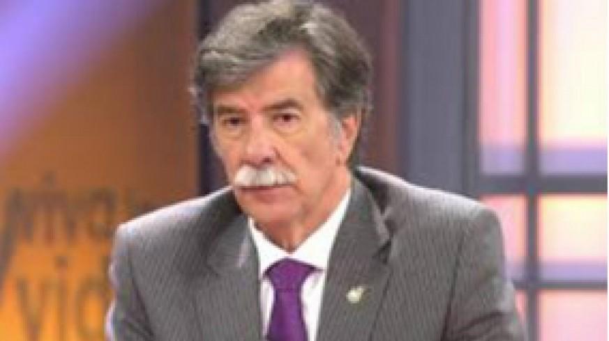 """Javier Urra, psicólogo experto en Infancia en el programa """"La Contraportada"""""""