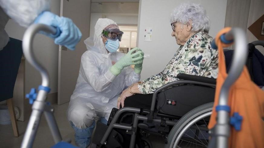 El sindicato SATSE pide reforzar la plantilla de sanitarios en las residencias de mayores y discapacitados