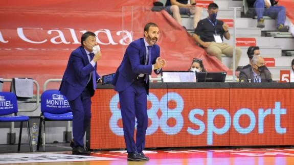 """Sito Alonso: """" El Morabanc Andorra es el equipo más en forma ahora mismo"""""""