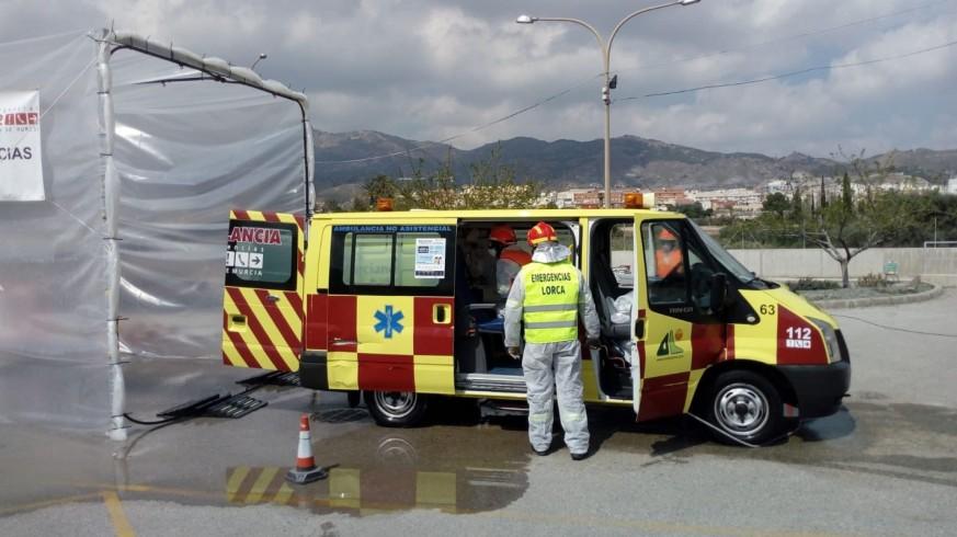 Las empresas que perdieron el concurso de las ambulancias llevarán al SMS ante fiscalía