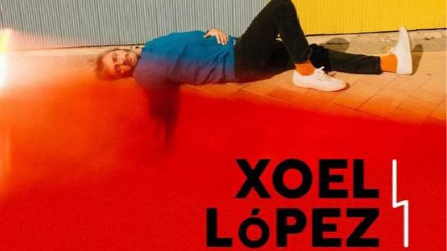 EL ROMPEOLAS. Xoel López actúa en el auditorio El Batel de Cartagena el 3 de abril