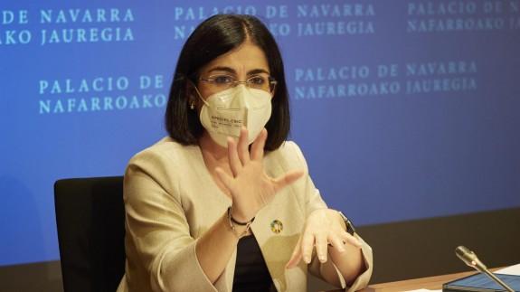 Carolina Darias en una imagen de archivo