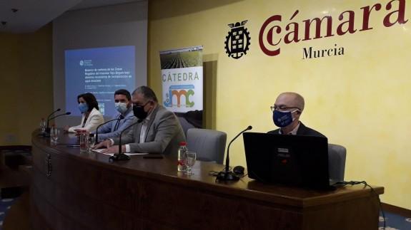Presentación del estudio de la UPCT y SCRATS. CARM