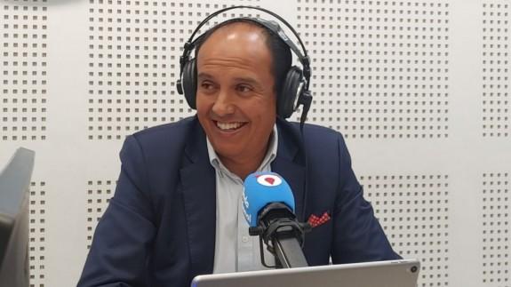 Miguel Ángel Macías. Cónsul de Ecuador