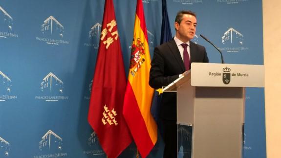 Joaquín Hernández, presidente de la FMRM. ASR