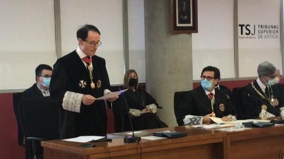 Díaz Manzanera en su intervención