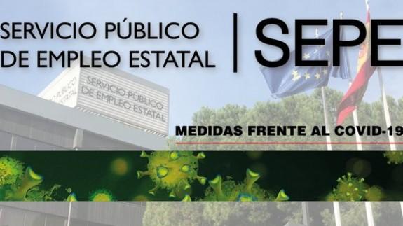 El SEPE abona en abril más de 108 millones por ERTEs y otras prestaciones a cerca de 140.000 personas