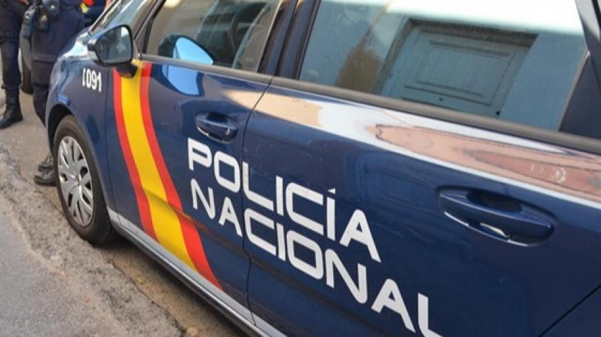 patrulla Policía Nacional