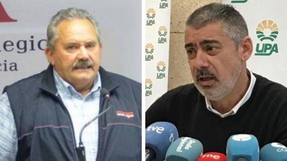 PLAZA PÚBLICA. Entrevista de actualidad: Vicente Carrión (COAG) y Marcos Alarcón (UPA)